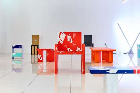 Shoe Box-Inspired Art Exhibitions