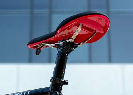 Quick-Release Bicycle Seats