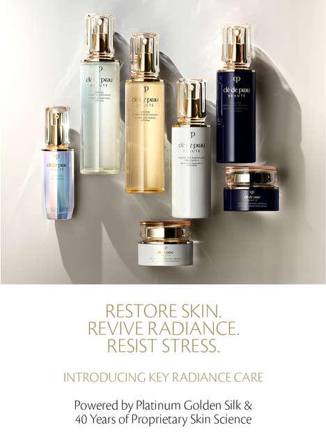 Luxe High-Tech Skincare