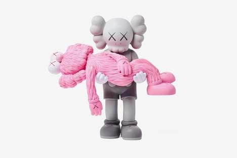 Friendship-Themed Tonal Figurines