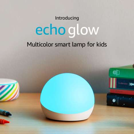 Kid-Friendly Smart Lamps