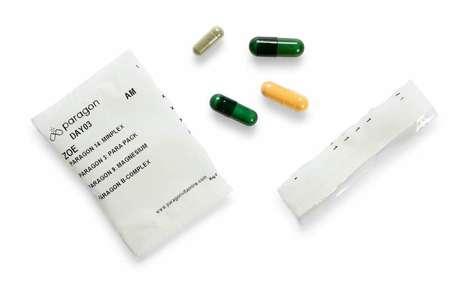 Customized Vitamin Packs
