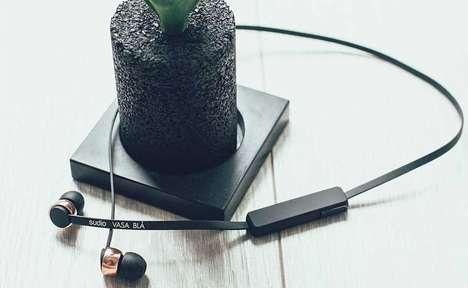 Scandinavian Design Audio Accessories