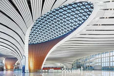 Efficency-Focused Airport Designs