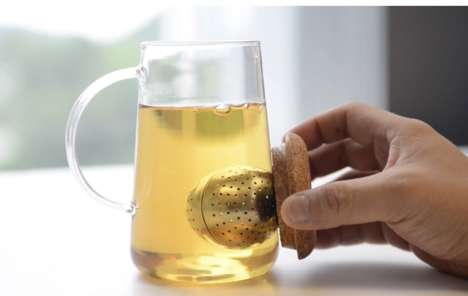 Magnetic Multipurpose Tea Devices