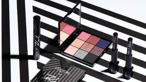 Designer-Crafted Makeup Collections