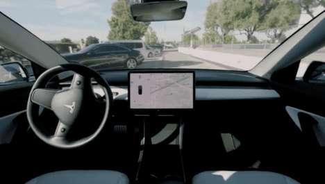Autonomous Car Pickup Capabilities