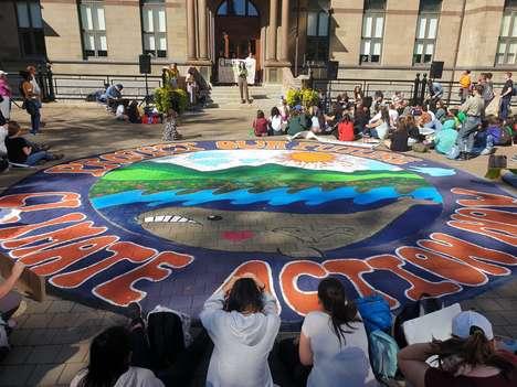 Environmental Street Murals