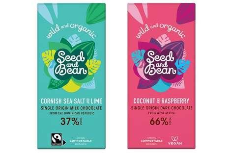 Sustainable Chocolate Branding