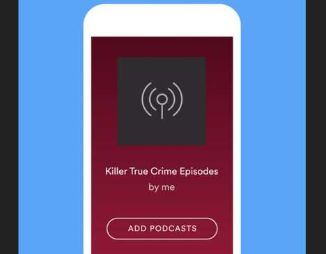 Mobile Podcast Playlists