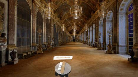 VR Historical Tours