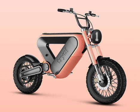 Friendly Electric Motorcycle Concepts