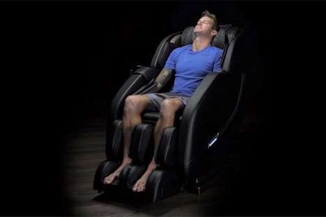 Athletic Recovery Massage Chairs