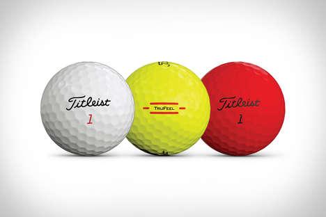 Aerodynamically Optimized Golf Balls