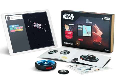 Sci-Fi-Themed Coding Kits