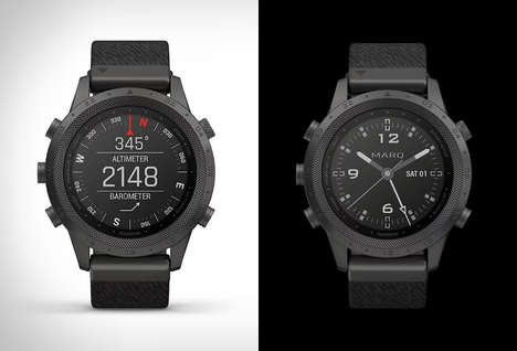 Outdoor Adventurer Smartwatches