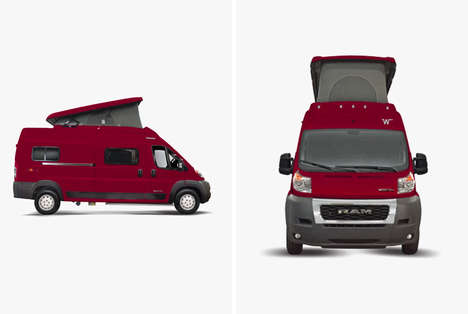 Four-Season Camper Vans