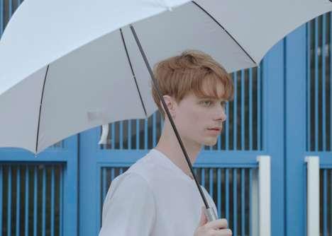 Durable Eco-Friendly Umbrellas