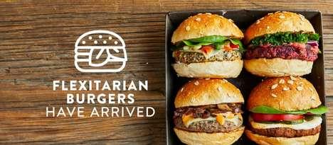 Plant-Powered Burger Menus