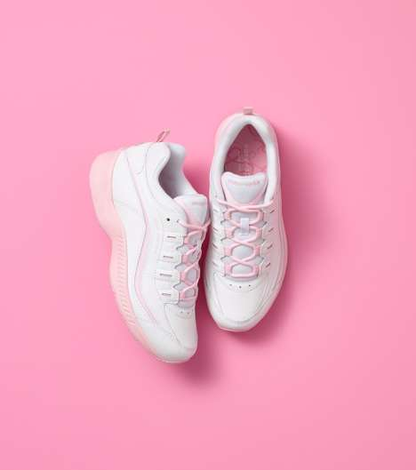 Research-Supporting Sneakers