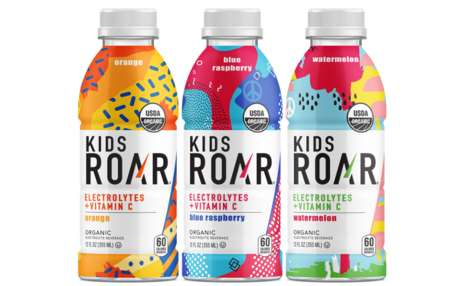 Kid-Friendly Sports Drinks