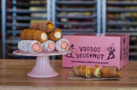 Stuffed Swirled Pastries