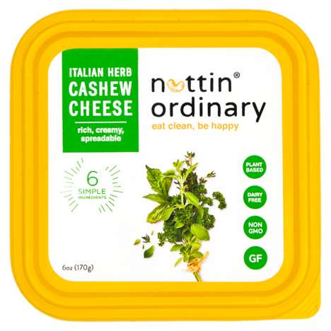 Clean-Ingredient Cheese Alternatives