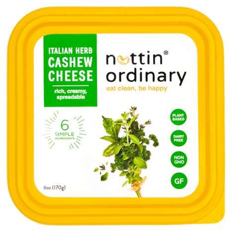 Clean-Ingredient Cheese Alternatives