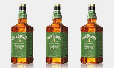 Autumnal Apple-Blended Whiskeys