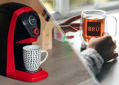 Automated Tea-Brewing Appliances