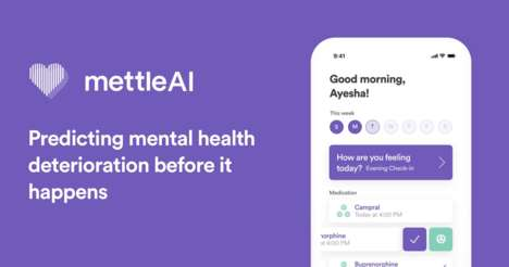 Machine-Learning Mental Health Apps