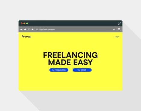 Streamlined Freelancer Hiring Platforms