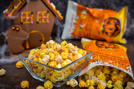 Festive Candy Corn Popcorns