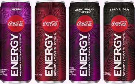 Vitamin-Enriched Energy-Boosting Sodas