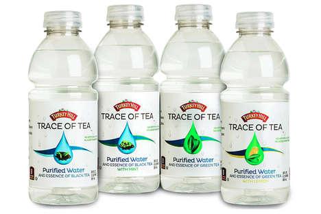 Tea-Flavored Water