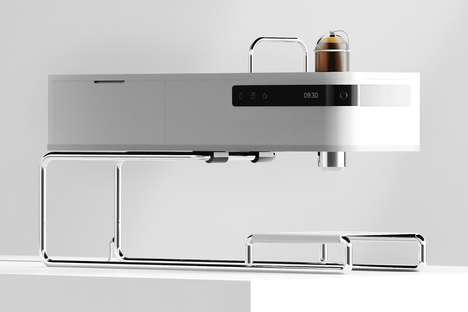 Coffee-Stockpiling Appliances