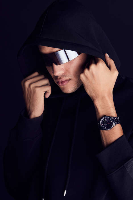 Limited-Edition Sci-Fi Timepieces