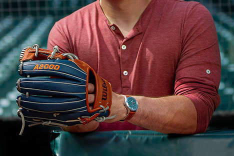 Baseball-Inspired Timepieces
