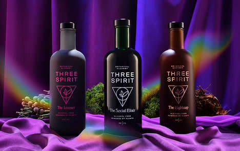 Expertly Blended Non-Alcoholic Spirits