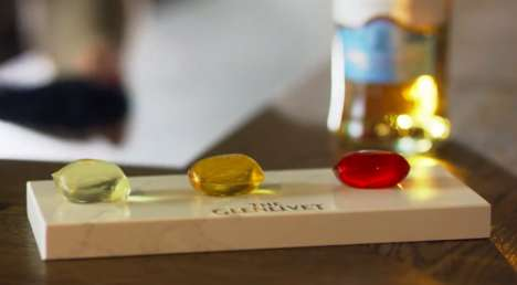 Consumable Whisky Pods