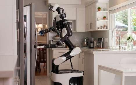 VR Robot Training