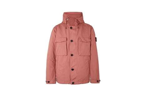 Progressive Fabric Exclusive Outerwear