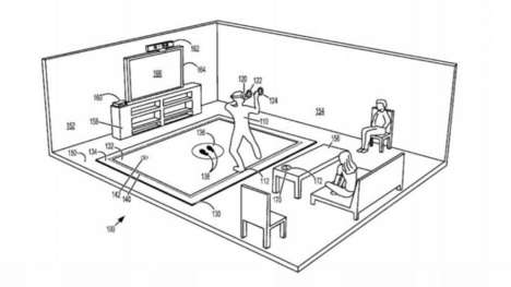 VR Floor Sensors