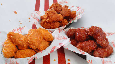 Football Season QSR Wings