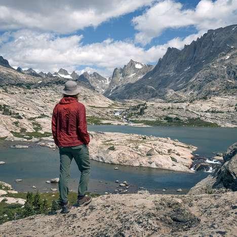 Self-Healing Waterproof Jackets