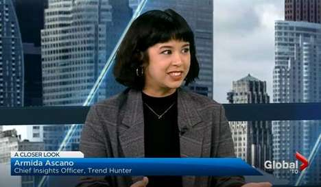 Armida Ascano in Global News