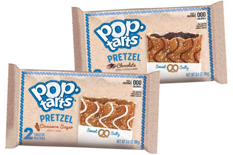 Pretzel Crust Pastries