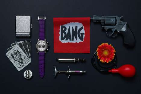 Film-Themed Watches