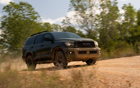 Off-Road Adventurer SUVs