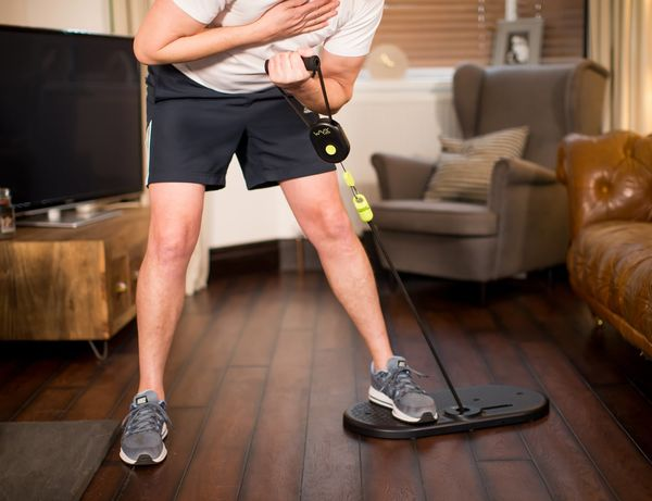 25 At-Home Workout Systems